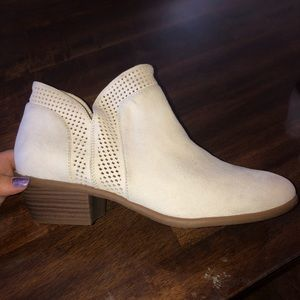 Size 8 Booties